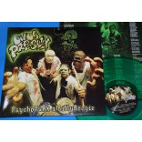 Ovos Presley - PsychoPunk´a´BillyBoogie - Lp Verde 2016 - Neves Records